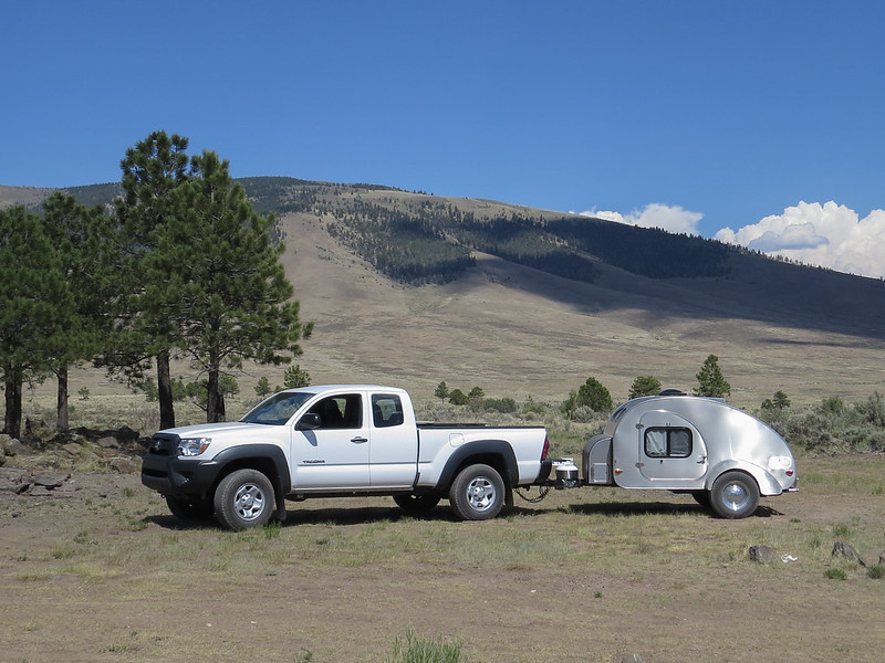 Teardrop Camping New Mexico