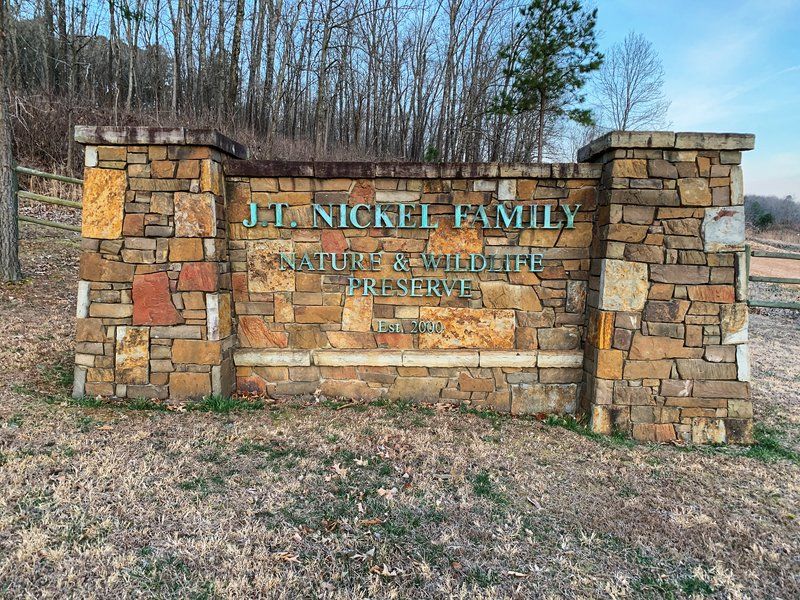 J T Nickel Family Nature and Wildlife Preserve Oklahoma
