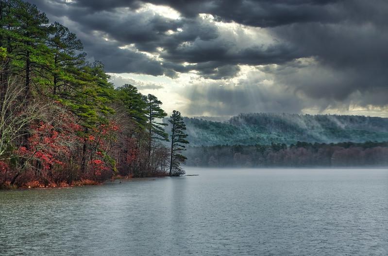 Cove Lake Arkansas